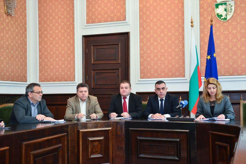 Стефан Радев: Големите проекти и финансовата стабилност бяха основни приоритети за първите 2 години от мандата